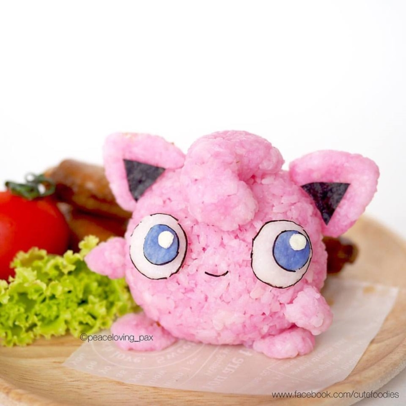 Pokemon food (4)