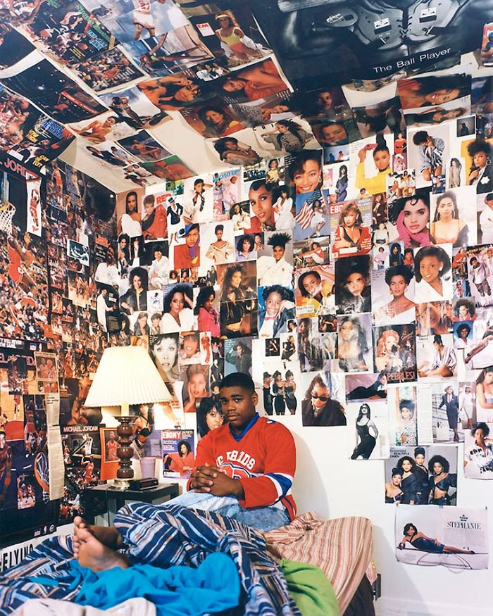 The Bedrooms Of Teenagers In The 90s (10)