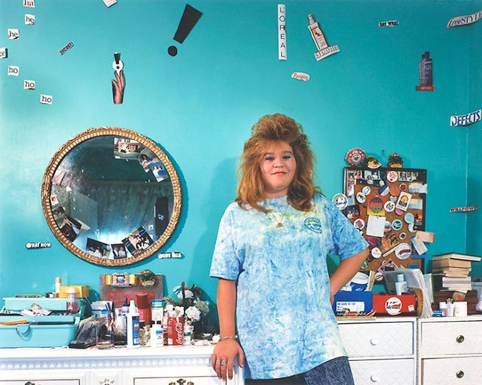 The Bedrooms Of Teenagers In The 90s (11)