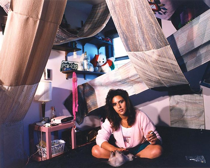 The Bedrooms Of Teenagers In The 90s (12)