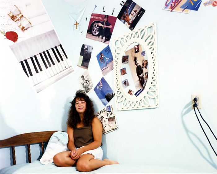 The Bedrooms Of Teenagers In The 90s (15)