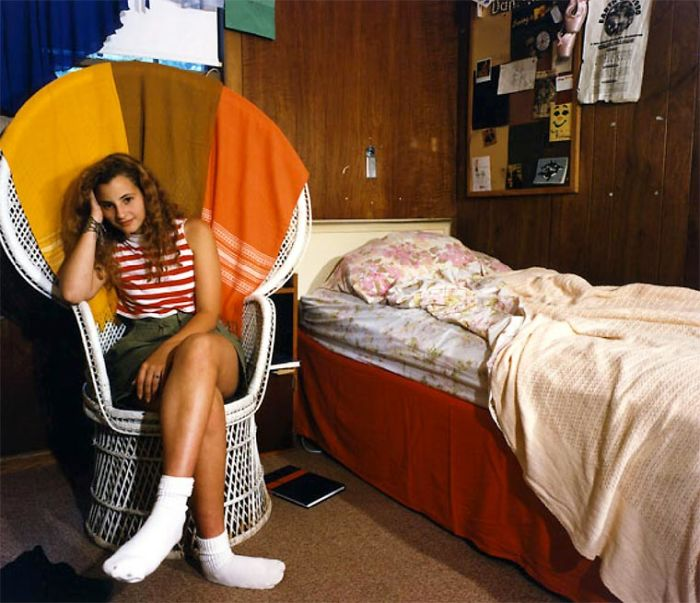 The Bedrooms Of Teenagers In The 90s (16)