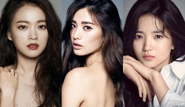 ดาราเกาหลี นักแสดง สาวน่ารัก เกาหลี เลสเบี้ยนโพล