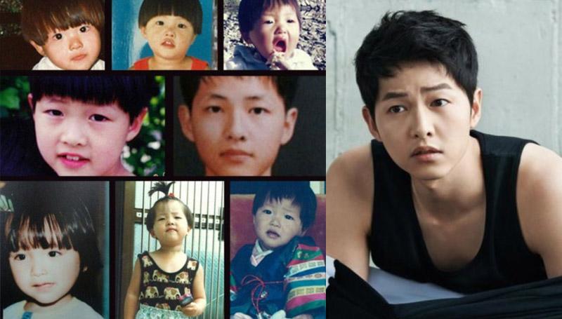 joo won Kim Woo Bin Lee Dong Wook Lee Jong Suk Lee Min Ho Song Joong Ki Won Bin พระเอกเกาหลีตอนเด็ก ย้อยวัยใส เกาหลี