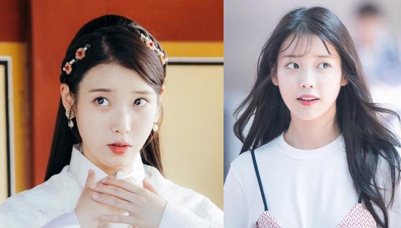Lee Ji-eun Moon Lovers ซีรีส์เกาหลี ดาราวัยรุ่น สาวน่ารัก เกาหลี ไอยู