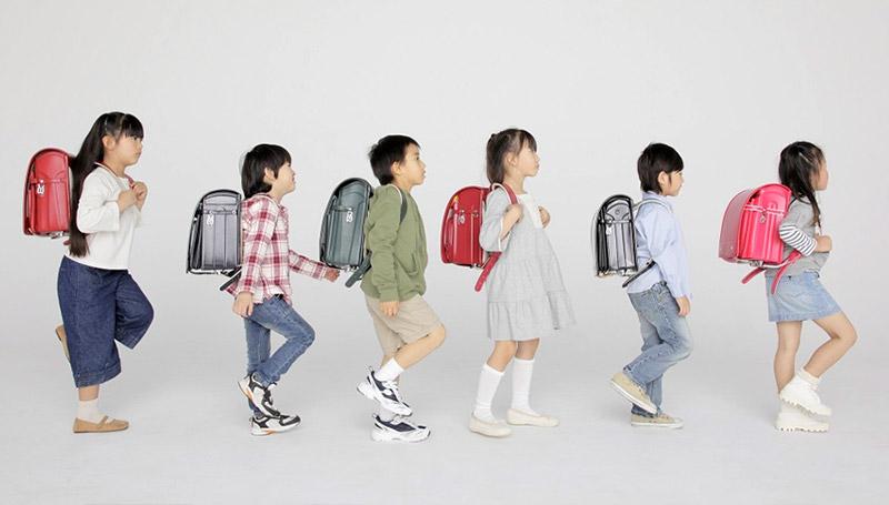 กระเป๋า กระเป๋านักเรียนญี่ปุ่น ญี่ปุ่น นักเรียน