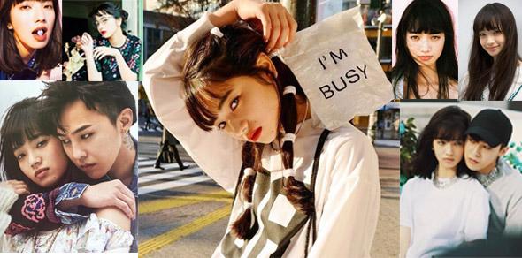 bigbang Nana Komatsu จี ดรากอน ดาราวัยรุ่น นางเอกญี่ปุ่น นานะ โคมัตสึ เกาหลี