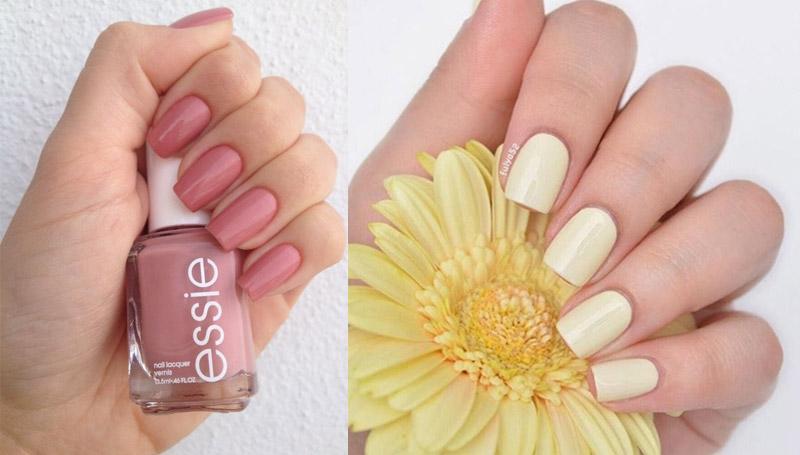 nails สีทาเล็บ เล็บ แฟชั่น