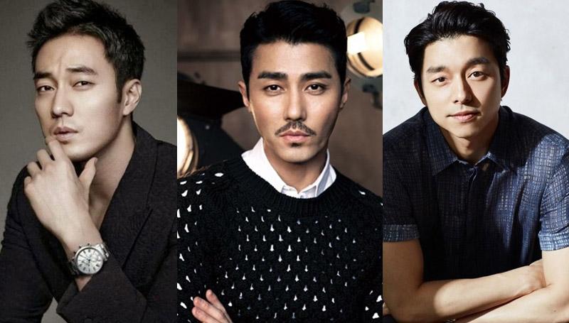 Cha Seung Won Gong yoo Kim Rae Won So Ji Sub ดาราเกาหลีรุ่นใหญ่ หนุ่มหล่อ โอปป้า โอปป้ารุ่นใหญ่