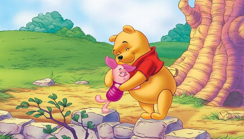ข้อคิดดีๆ หมีพูห์ เรียนภาษาอังกฤษ
