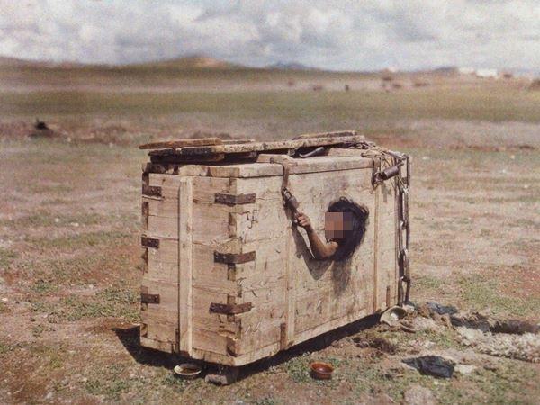 กล่องไม้มรณะ