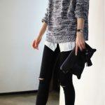 Balck+white fashion (13)