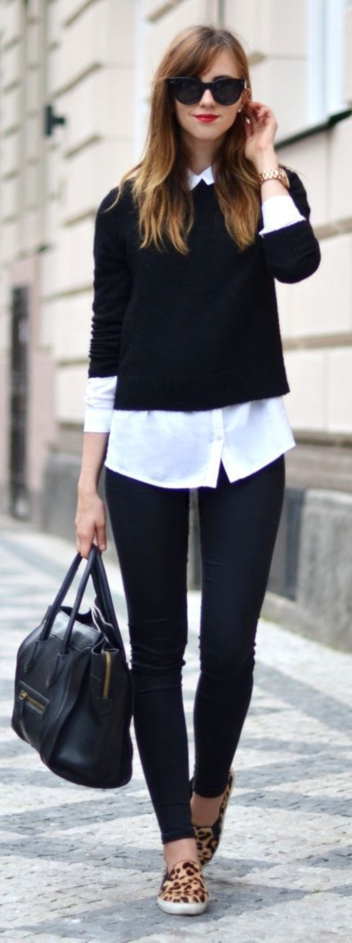 Balck+white fashion (21)