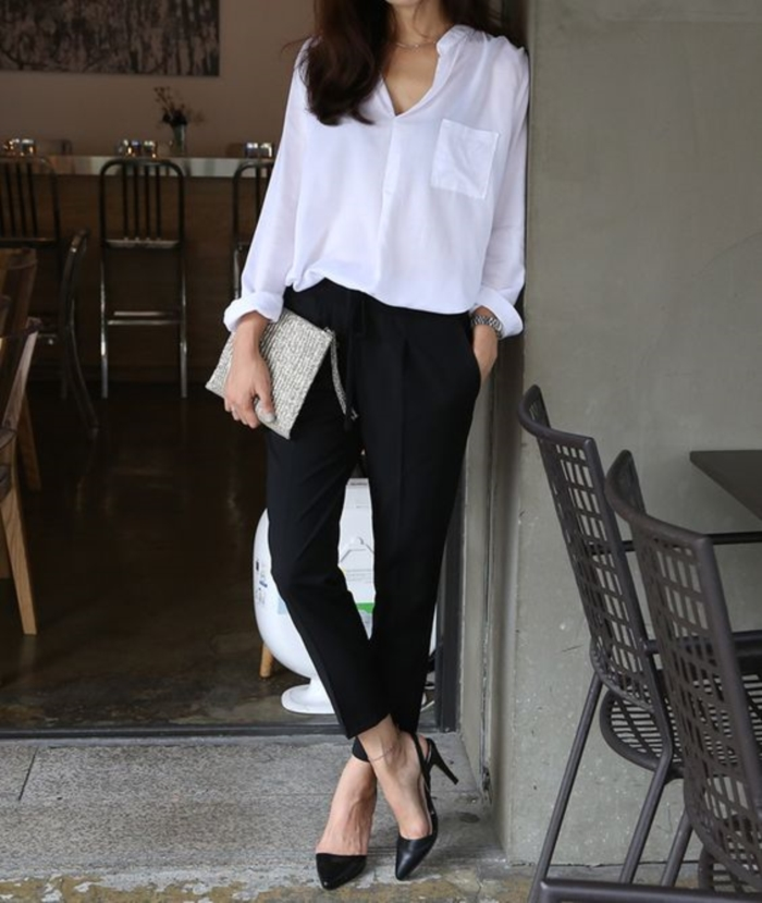 Balck+white fashion (9)