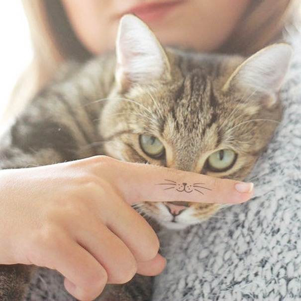 Cat Tattoo Ideas (26)