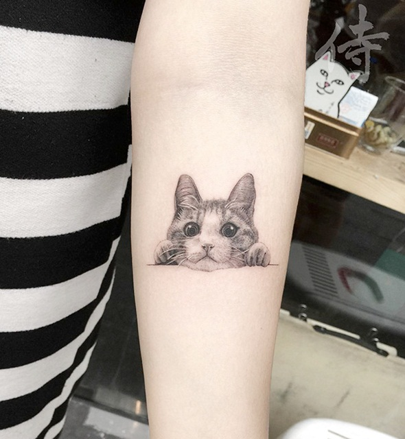 Cat Tattoo Ideas (29)
