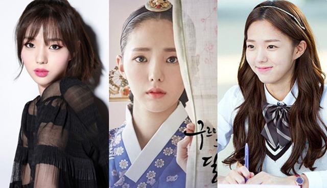 Chae Soo Bin Moonlight Drawn by Clouds ซีรีส์เกาหลี นักแสดงเกาหลี สาวน่ารัก เกาหลี