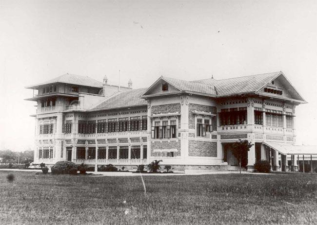 Chitralada Villa Royal Residence (1)