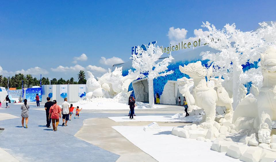 FROST Magical Ice Of Siam Pattaya (3)