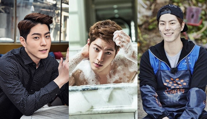 Hong Jong-Hyeon Moon Lovers ดาราเกาหลี ฮงจงฮยอน