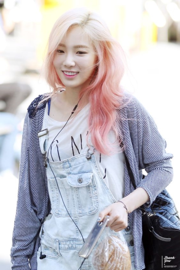 Ombre pink hair (19)