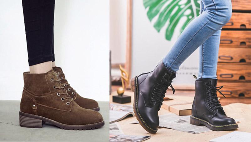 รองเท้า รองเท้าบูท