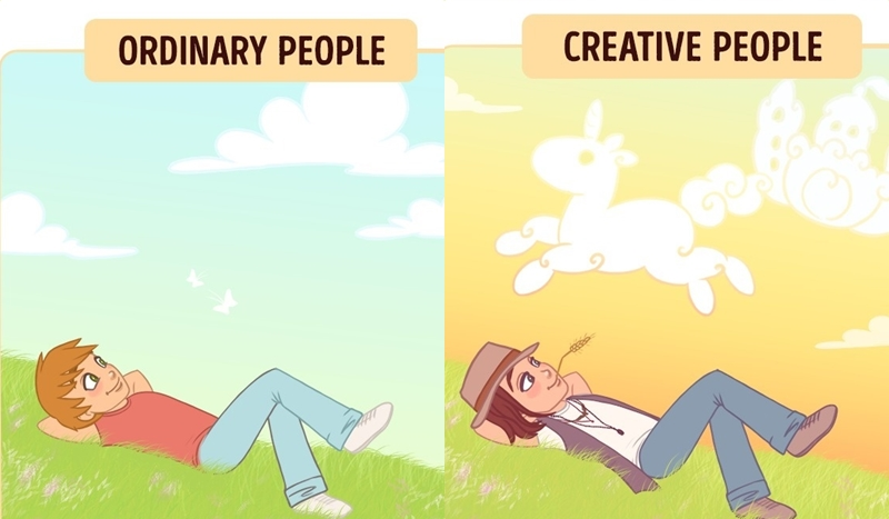 creative people see the world (1)