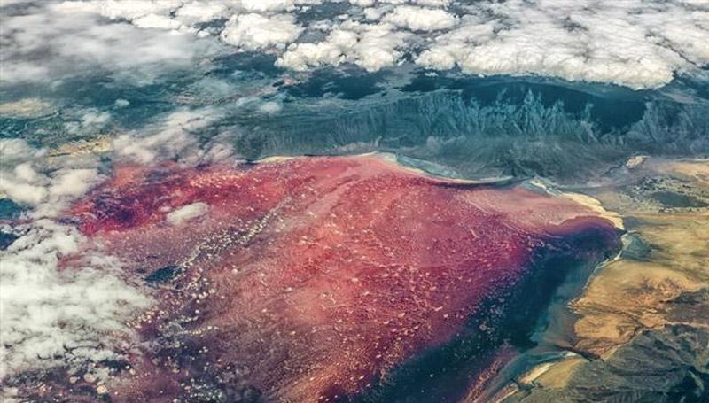 ต่างประเทศ ทะเลสาบ ที่สุดของโลก ภูเขาไฟ สถานที่อันตราย