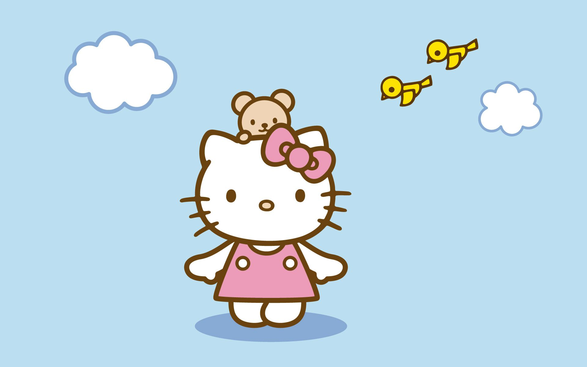 Hello Kitty ข้อมูลการ์ตูน เฮลโลคิตตี้