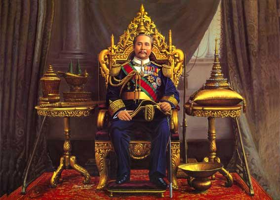 พระมหากษัตริย์ไทย รัชกาลที่ 5 วันปิยมหาราช วันสำคัญ เดือนตุลาคม ในหลวงรัชกาลที่ 5