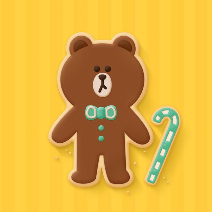 line-bear