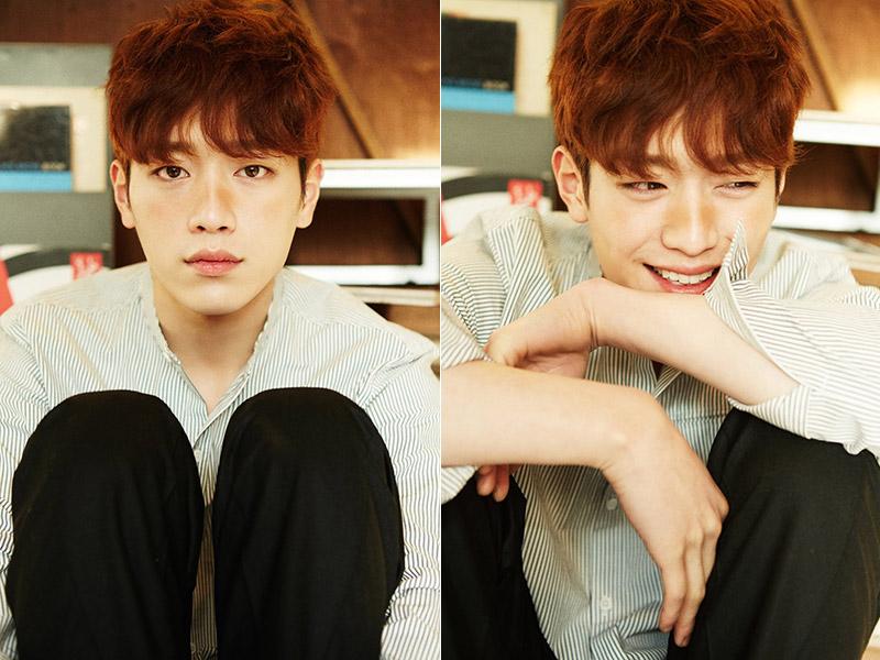 Seo Kang Joon ดาราเกาหลี ภาพถ่ายแฟชั่น