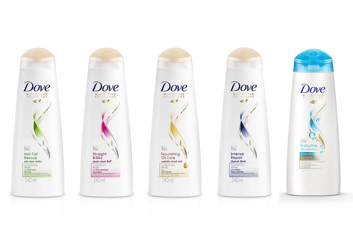 Dove บำรุงผม โดฟ