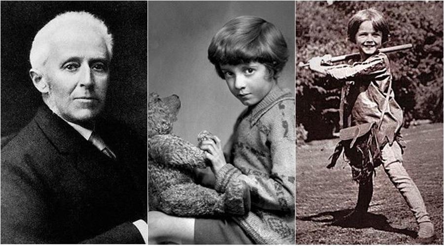 ตัวละครดัง ปีเตอร์ แพน ภาพยนตร์ หมีพูห์