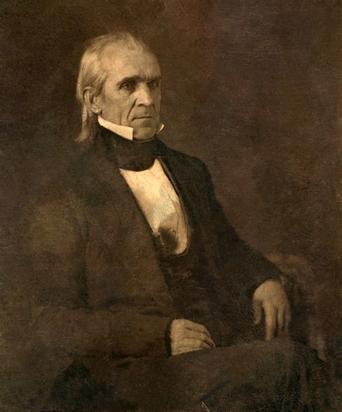 11 James K Polk