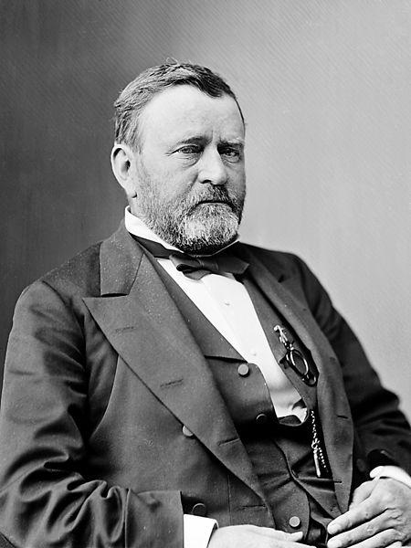 18 Ulysses Simpson Grant