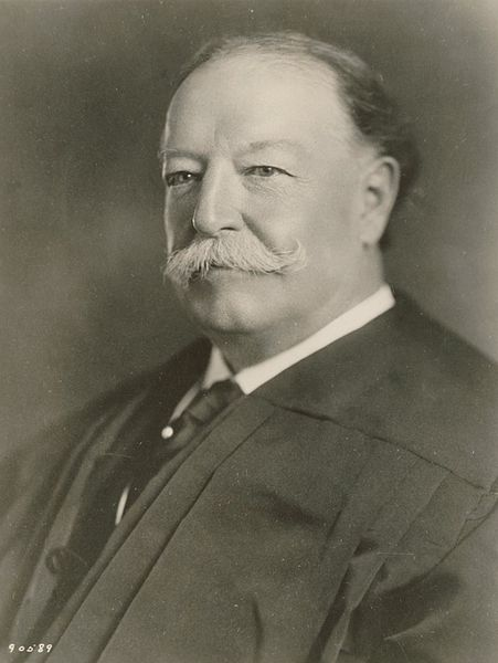 27 William Howard Taft
