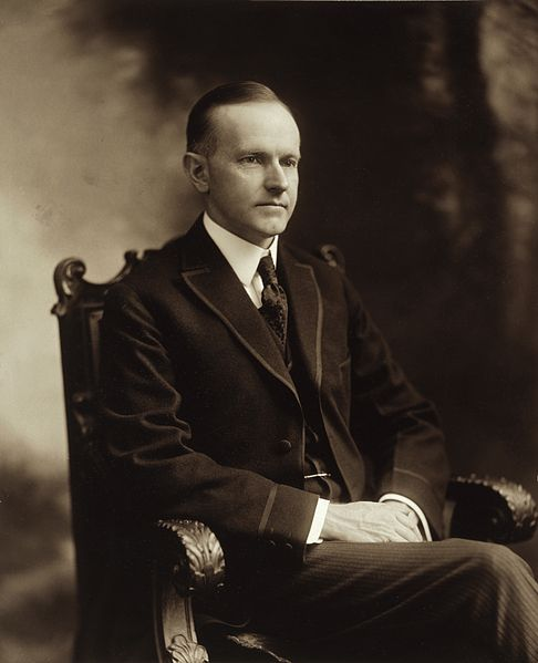 30 John Calvin Coolidge