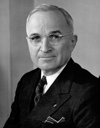 33 Harry S Truman
