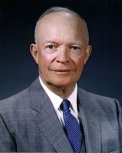 34 Dwight D Eisenhower