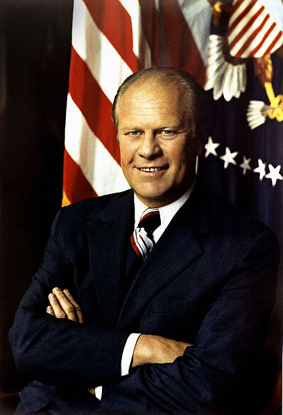 38 Gerald Ford