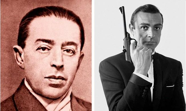 4 James Bond