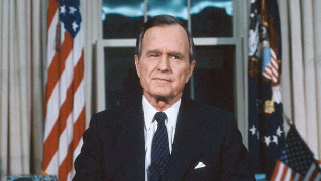 41 George Herbert Walker Bush 1