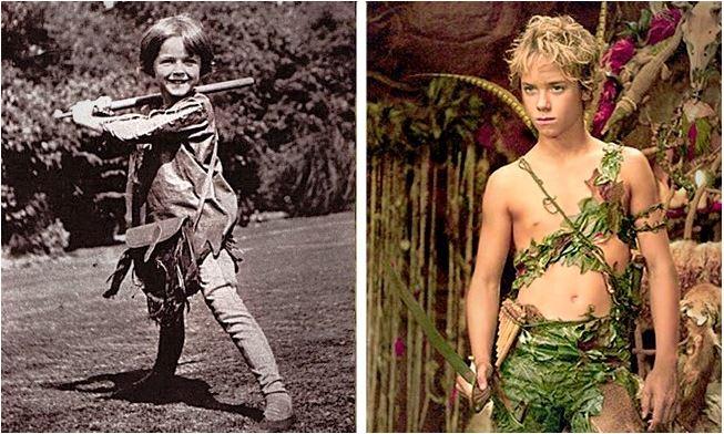 5 Peter Pan