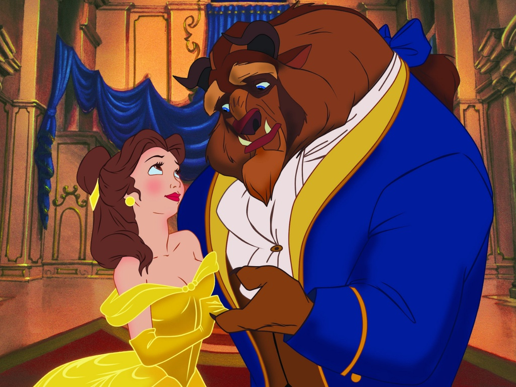 Beauty and the Beast -cartoon
