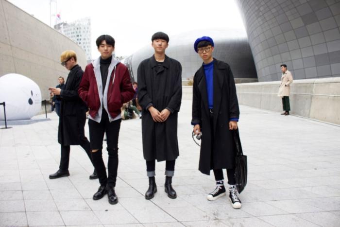 Beret fashion week korea 2017 (17)