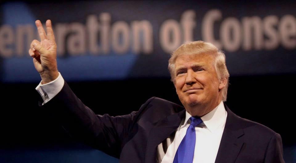 Donald Trump การเลือกตั้ง พรรครีพับลิกัน โดนัลด์ ทรัมป์