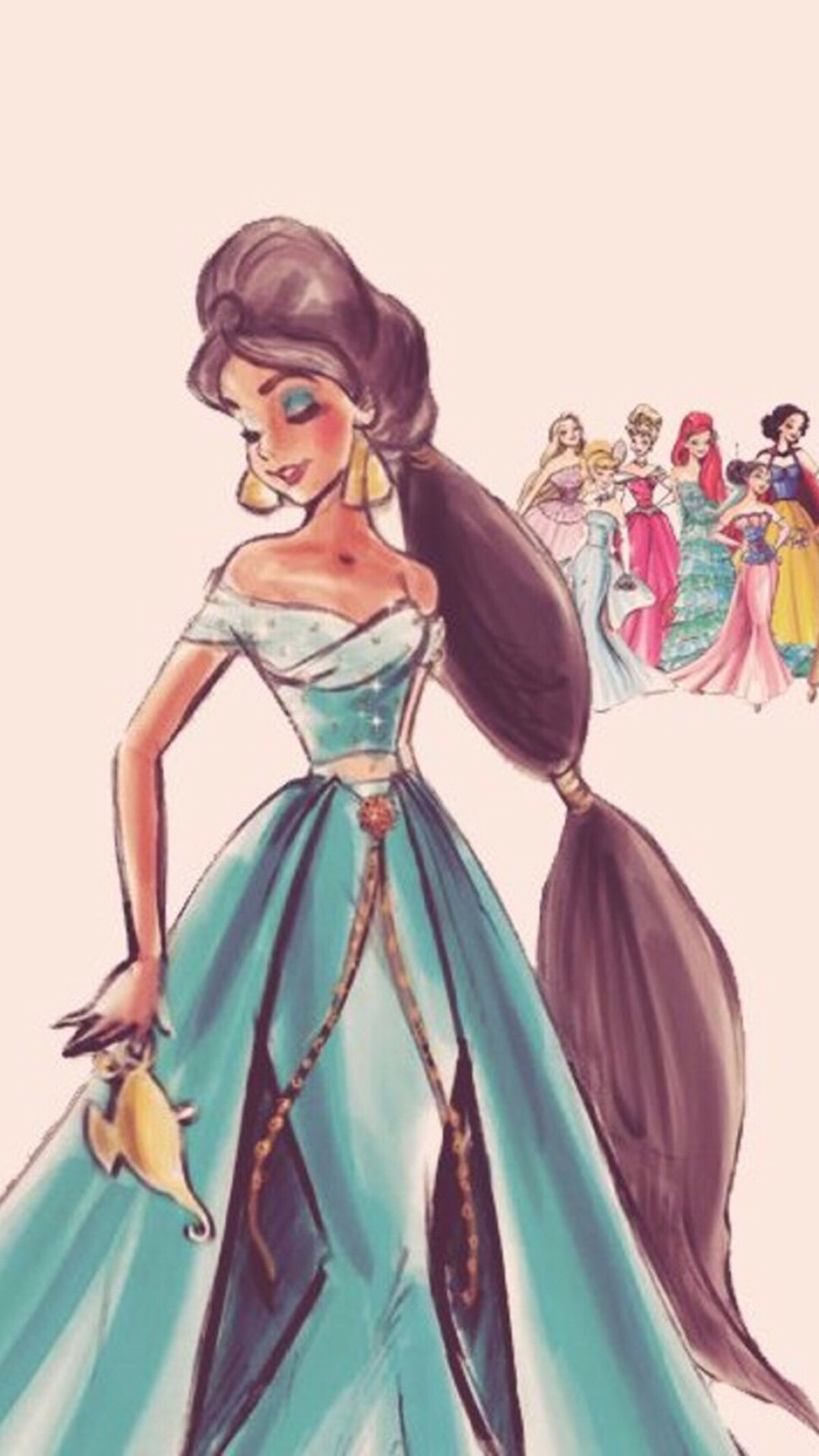 Rapunzel Drawing Tumblr Be Yourself Rip The Russian Rapunzel Or