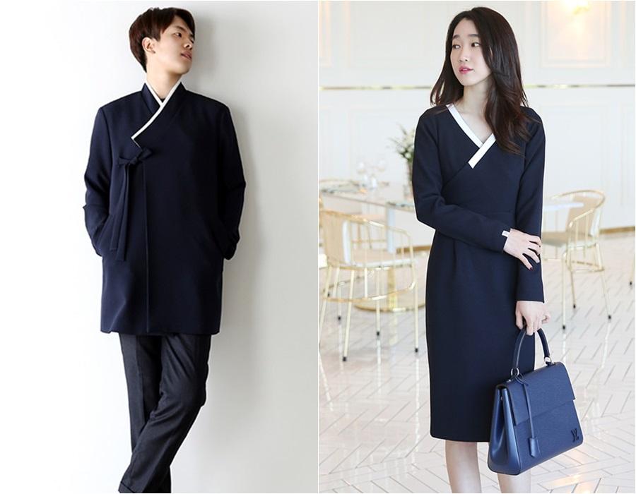 สุดปัง!! เทรนด์แฟชั่นใหม่ชุดฮันบกเกาหลี