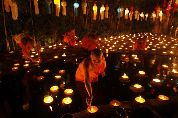 กัมพูชา จีน พม่า ลอยกระทง วันลอยกระทง วันสำคัญ อินเดีย